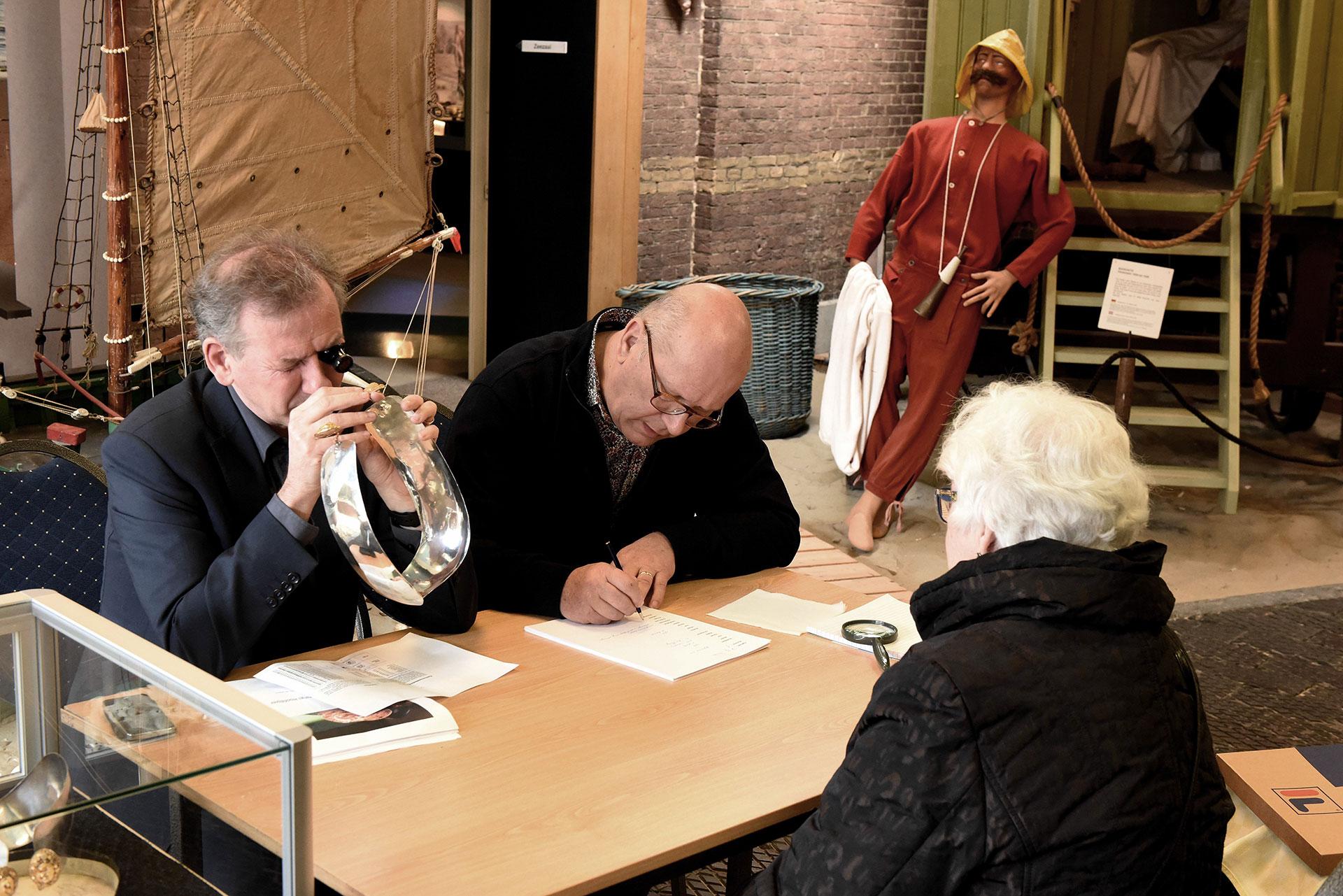 Contactdag keuring ijzer door van Wijnen