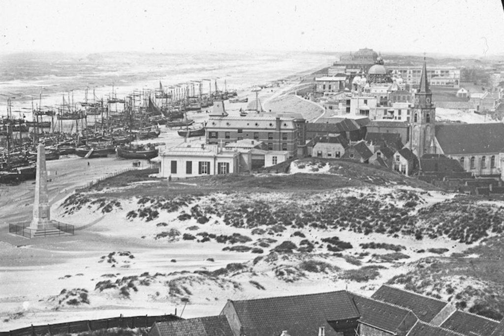 Panorama Scheveningen 1910
